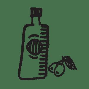 Зехтин и маслини, масла и олиа