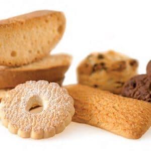 Курабии, бисквити и гризини