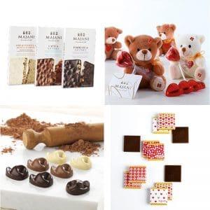 Шоколади и бонбони