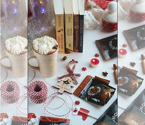 Топъл шоколад, от Маги Пашова