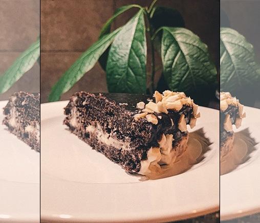 Веган торта, от Лили Гелева