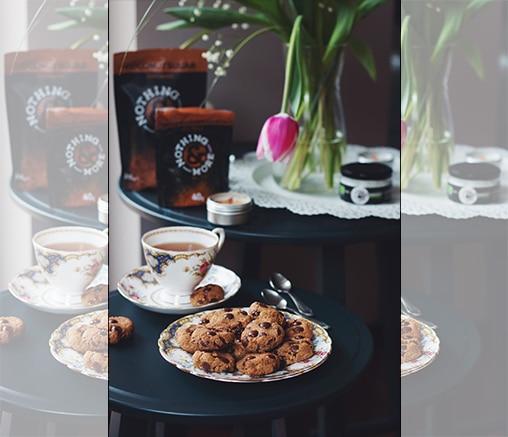 Бадемови бисквитки, от Маги Пашова