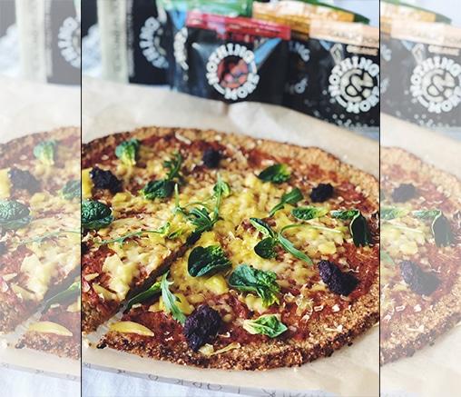 Веган пица, от Катя Башур