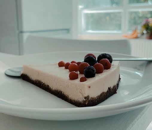Пъпешова торта, от Лили Гелева